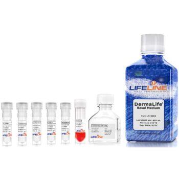 DermaLife K Keratinocyte Medium Complete Kit