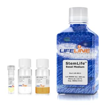 StemLife MSC Mesenchymal Stem Cell Medium Complete Kit LL-0034