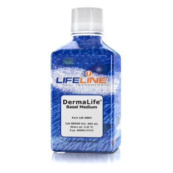 LM-0004, DermaLife Basal Medium 485mL