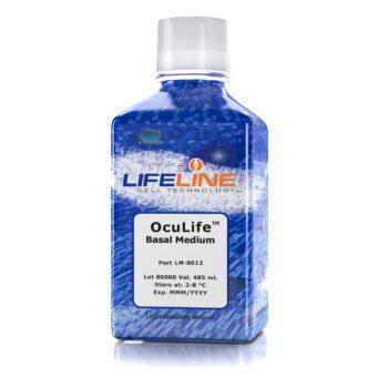 LM-0012, OcuLife Corneal Epithelial Basal Medium 485mL
