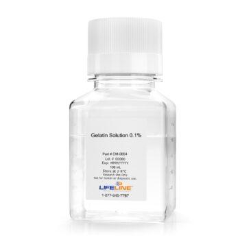 CM-0004 Gelatin Solution