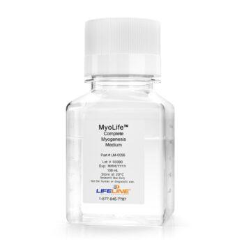 MyoLife Myogenesis Medium LM-0056